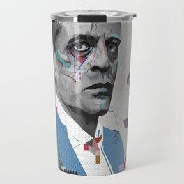 Klaus Kinsky Travel Mug