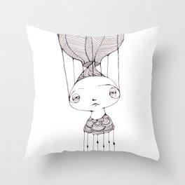 take me away Throw Pillow