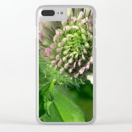 Hushhh - 1 Clear iPhone Case