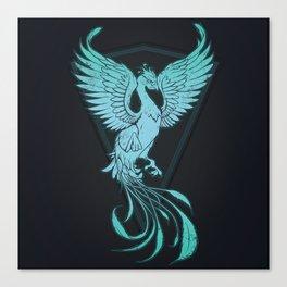 Phoenix - Slate Canvas Print