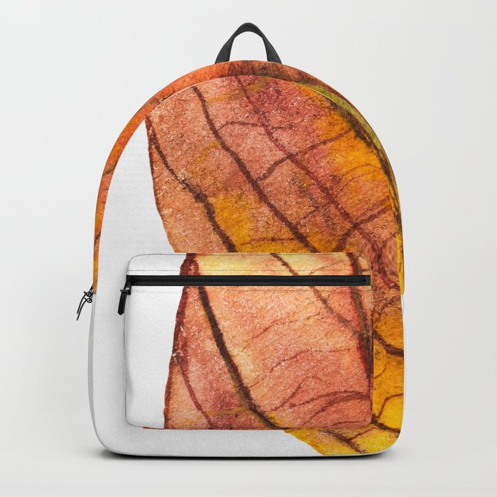 Autumn Leaf 03 Backpack