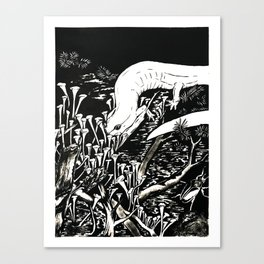 Terrestrial Life Canvas Print