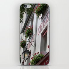 Chez Eugène Montmartre iPhone & iPod Skin
