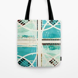 « bleu turquoise » Tote Bag