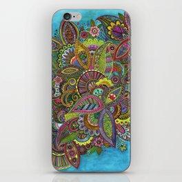 Evie's Garden Paisley iPhone Skin