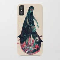kpop iPhone & iPod Cases featuring Night Time. by Karl James Mountford