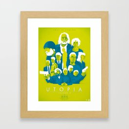 Utopiaseason 2 Framed Art Print
