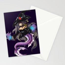 Salem Sea Witch Stationery Cards