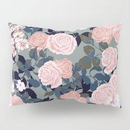 90s vibe boho roses Pillow Sham