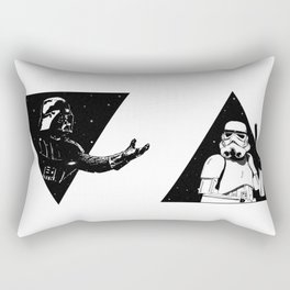 The Galactic Empire Rectangular Pillow