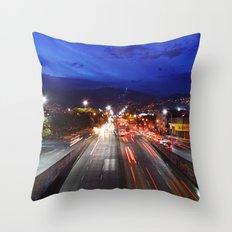 Medellin Throw Pillow