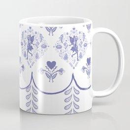 Petalwink Fairy Toile Coffee Mug
