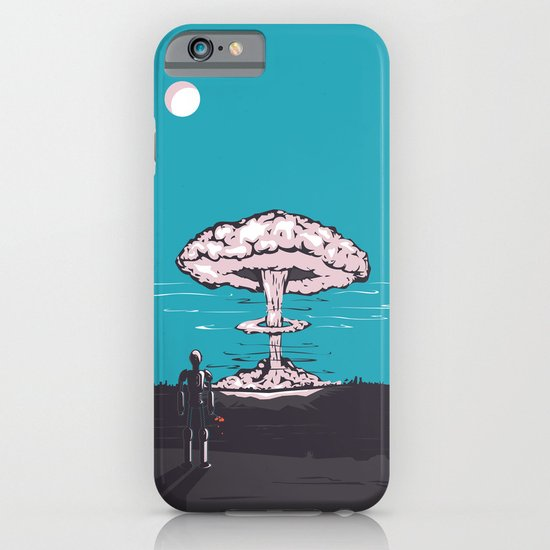 the end & the beginning iPhone & iPod Case