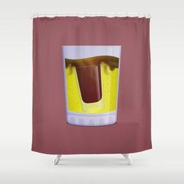 Jägerbomb Shower Curtain