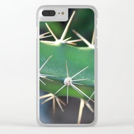 Vividly Sharp Clear iPhone Case