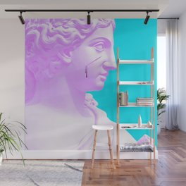 Fifty Shades of Pink Wall Mural