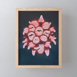 Ostium Framed Mini Art Print