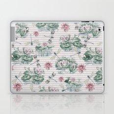 Water Lily Lake Laptop & iPad Skin