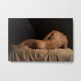Ode to the Old Masters Metal Print