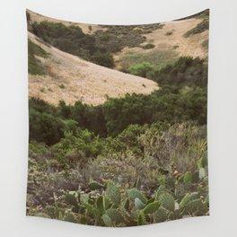 Warm Hills Wall Tapestry