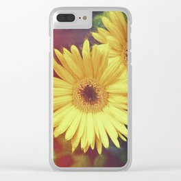 Color 155 Clear iPhone Case
