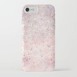 Mandala Bohemian Fall iPhone Case