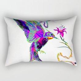 Between Rectangular Pillow