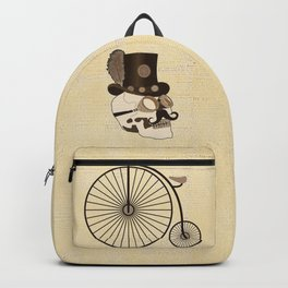 Steam Punked Backpack
