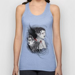 Black Swan II Unisex Tank Top