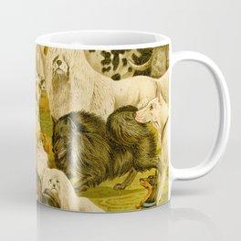 Dog Breeds Coffee Mug