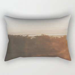 Going Up the Country Rectangular Pillow
