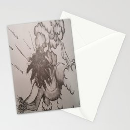 The Struggle Stationery Cards