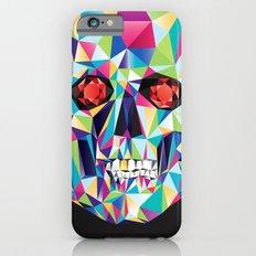 Geometric Candy Skull Slim Case iPhone 6
