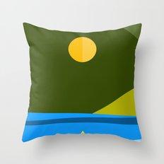 DUNE: CALADAN Throw Pillow