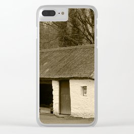 Thatched Workshop Omagh Tint Clear iPhone Case