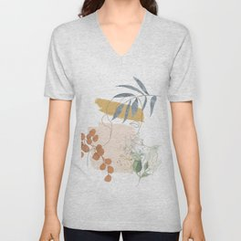 Line in Nature II Unisex V-Neck