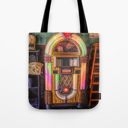 Rock - O - La Tote Bag