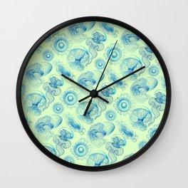 Ernst Haeckel's Leptomedusae Wall Clock