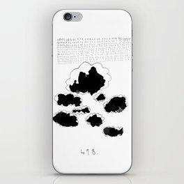 418 iPhone Skin