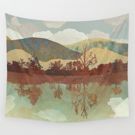 Lakeside Wall Tapestry