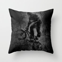 x3m  Throw Pillow