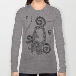 Horror Vacui. Long Sleeve T-shirt