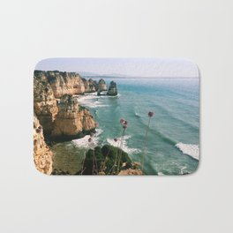 Algarve coast Bath Mat
