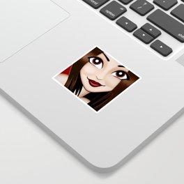 Alicia Sticker