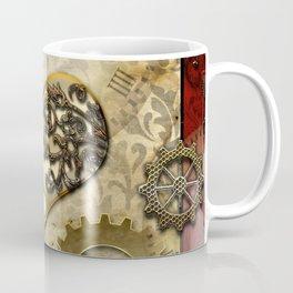 Steampunk, wonderful heart Coffee Mug