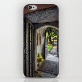 St Gwyddelan Church iPhone Skin