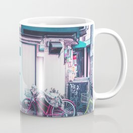 Afternoon in a Tokyo Residential Street Coffee Mug