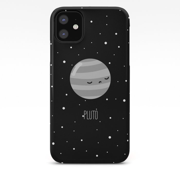 Pluto iPhone Case by dikittypants  Society6