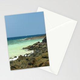 Banana beach, Koh Hey isand, Thailand Stationery Cards