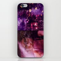 botanical iPhone & iPod Skins featuring botanical by rachel kelso